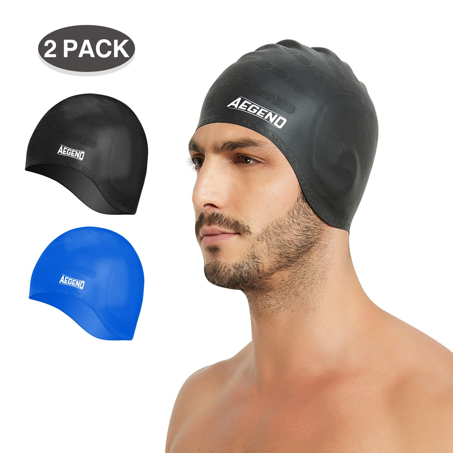 aegend Silicone Swimming Protection Comfortable