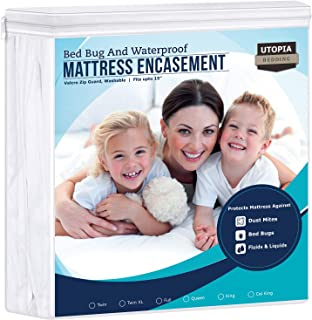 bed bug mattress covers king