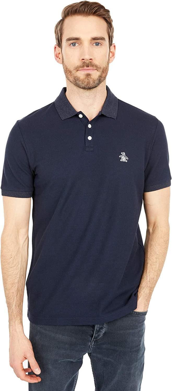 Original Penguin Men's Standard Fashion Fresno Mall Polo Sleeve Short Shipping included Collar