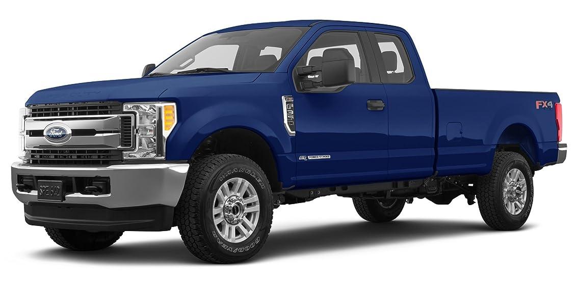 2017 Ford Super Duty Specs >> 2017 Ford F 350 Super Duty Lariat 4 Wheel Drive Supercab 6 75 Box Blue Jeans Metallic