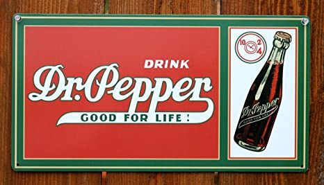 Dr Pepper Sign Amazon Ca Home