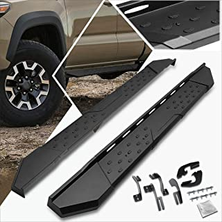 5.5 Inches Side Step Nerf Bar Running Board Compatible with Tacoma Truck Extended/Access Cab 05-18