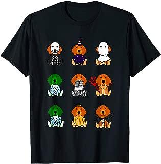 Irish Setter Dog Lover Halloween Shirt Irish Setter T-Shirt