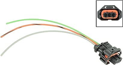 ICT Billet LS 3-Wire Gen 4 MAP Sensor Manifold Absolute Pressure Connector Plug Pigtail LS2 LS3 LS7 LH6 L92 L76 LY2 LY5 LY6 LC9 LFA LH8 LMG L98 L9H L20 L94 LZ1 L99 L96 LC8 L77 WPMAP40