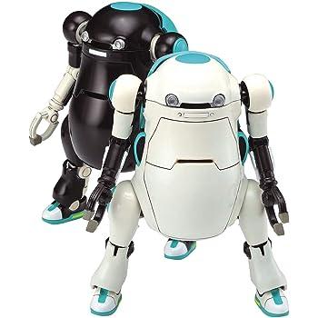 ハセガワ クリエイターワークスシリーズ メカトロ ウィーゴ No.02 ミルク & カカオ 1/35スケール プラモデル CW10