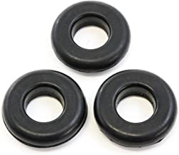 Red Hound Auto 3 PCV Valve Grommets Compatible with Dodge Chrysler Jeep Plymouth Non Leak Direct Fit No Crack