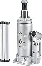 TONDA Hydraulic Bottle Jack, 6 Ton Capacity