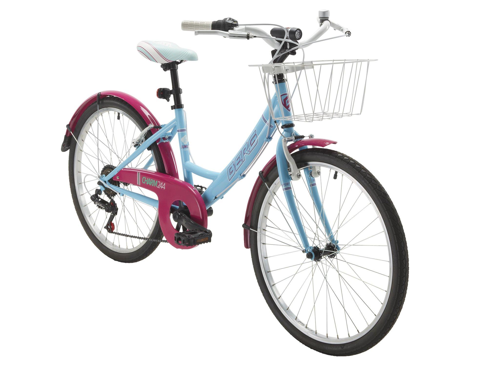 Bicicleta de paseo 24