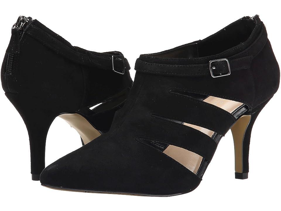 Bella-Vita Dylan (Black Suede) High Heels