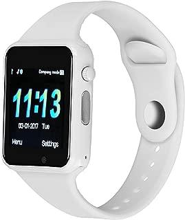 Bluetooth Smart Watch - IOQSOF Touch Screen Sport Smart Wrist Watch Fitness Tracker Camera Pedometer SIM TF Card Slot Compatible Samsung Android Kids