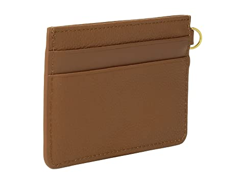 Lipault Paris Plume Elegance Leather Card Holder Cognac Websites Cheap Price Discount Big Discount Free Shipping With Mastercard Sale Lowest Price Outlet Best Prices NpQJvKE1h