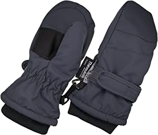 Children Toddlers Infant and Baby Mittens – Thinsulate Winter Waterproof Gloves