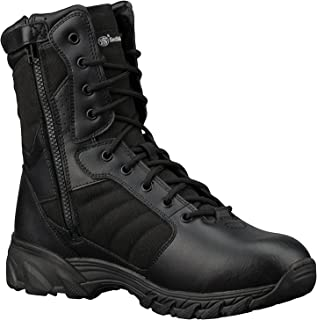 Smith & Wesson Men's Breach 2.0 Tactical Size Zip Boots