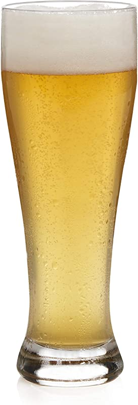 Libbey Giant Wheat Beer Glasses Set Of 6