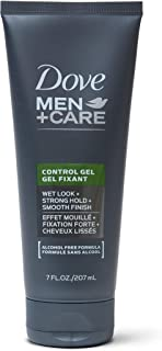 Dove Men+Care Control Hair Styling Gel Define & Strong Hold 207 ML