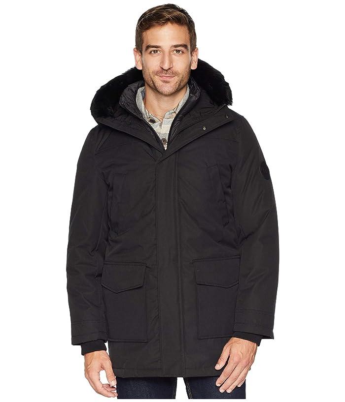 UGG  Butte Parka (Black) Mens Coat