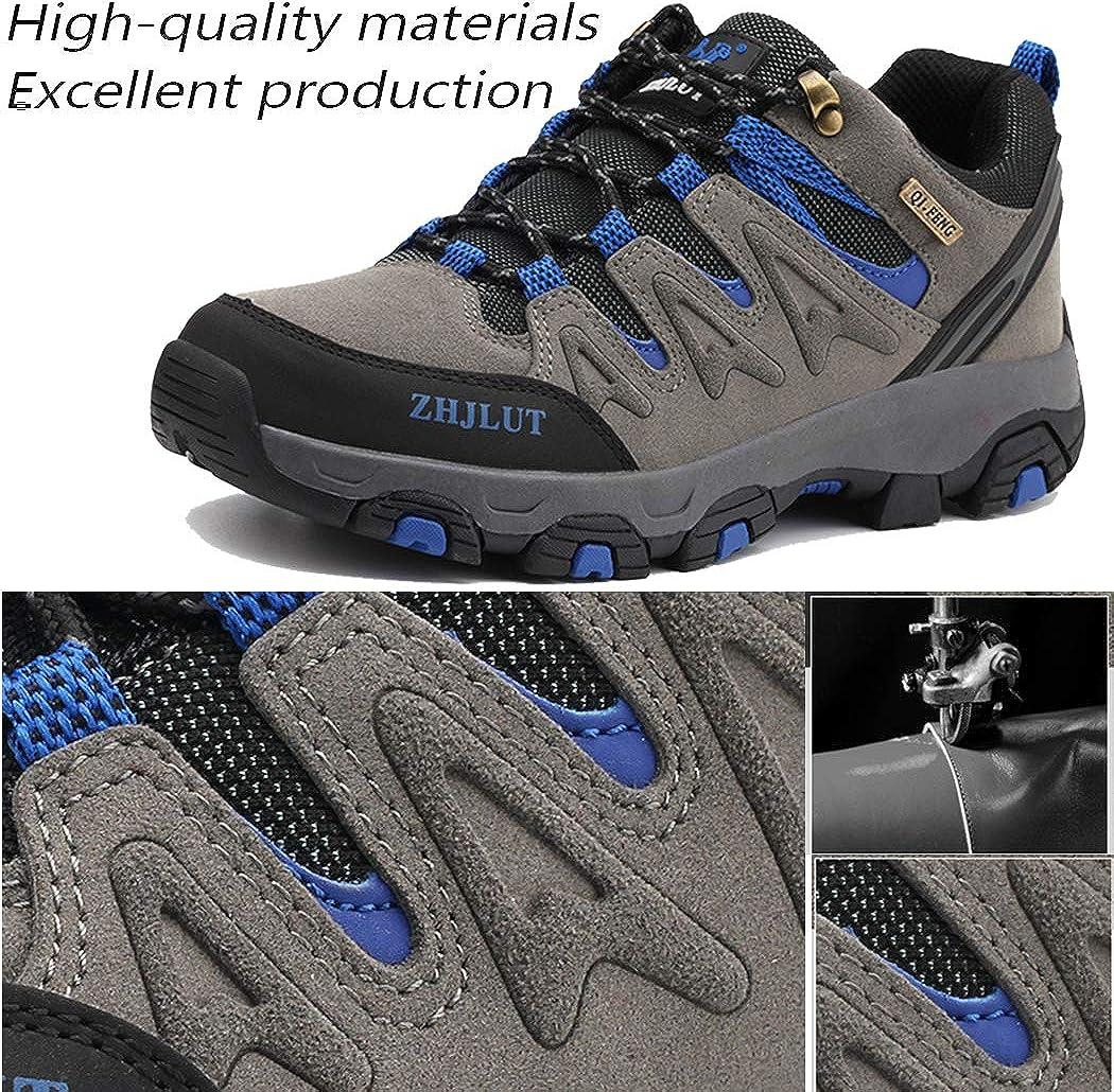 Lvptsh Chaussures de Randonnée pour Hommes Bottes de Randonnée