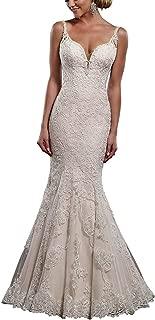 Best v neck wedding dress australia Reviews