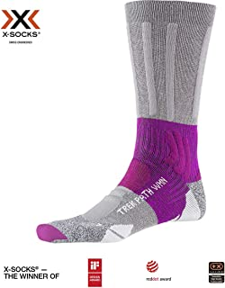 Trek Path Women Socks, Mujer