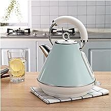 WJBABJ Elektrische waterkoker, thee, koffie, pot, water, samovar, verwarmingsschaal, 1,8 l, ketel voor keukenapparaten, ro...