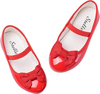 Ballet / Red / Flats / Shoes