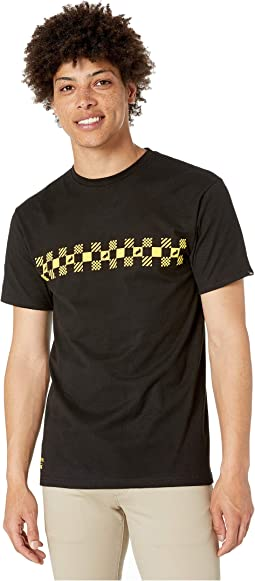 Black (Hufflepuff S/S T-Shirt)