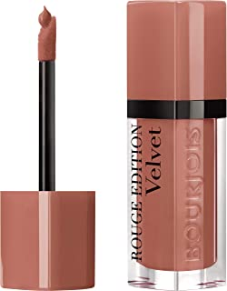Bourjois, Rouge Edition Velvet. Liquid Lipstick. 16 Honey Mood. Volume: 7.7 ml - 0.23Fl oz