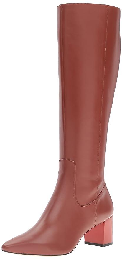 エチケットインシュレータ南アメリカ[Calvin Klein] レディース カラー: ブラウン