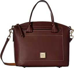 Beacon Domed Satchel