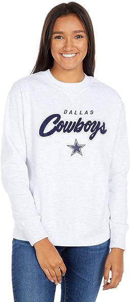 Dallas Cowboys Jaclyn Crew Fleece