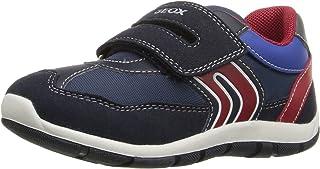 Geox B Shaax Boy 20 Sneaker (Toddler)