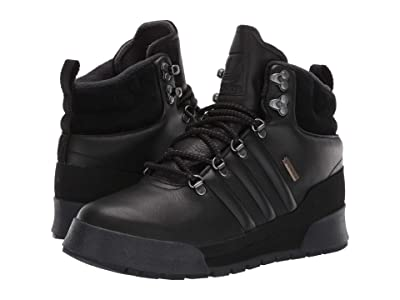 adidas Skateboarding Jake Gore-Tex(r) Boots (Black/Carbon/Gold Metallic) Men