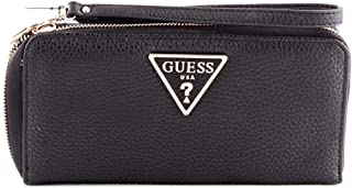 Luxury Fashion | Guess Womens SWVG7439460BLACK Black Wallet | Fall Winter 19