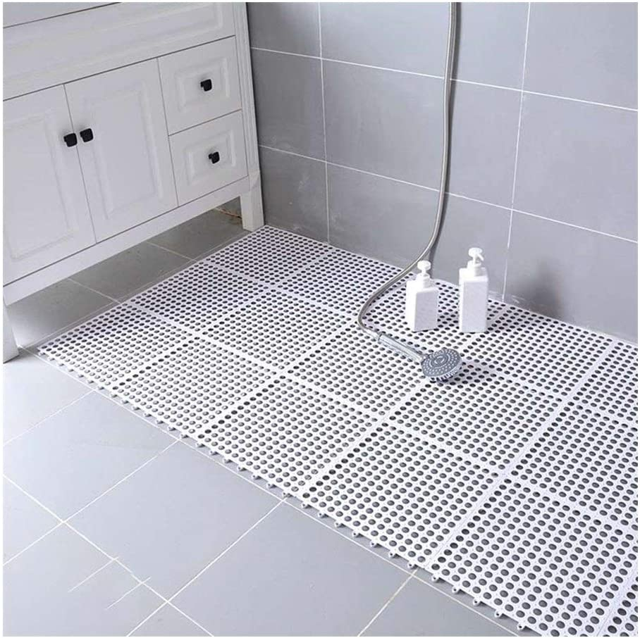 XXIOJUN-Shower Direct store Mat,Bathroom Ranking TOP4 Splicing Environment Mat Non-Slip