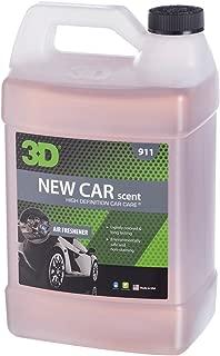 3D Air Freshener New Car Scent 1 Gallon