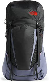 Falcon Brown//Sequoia Red, Large// X Large The North Face Fovero 85 Pack