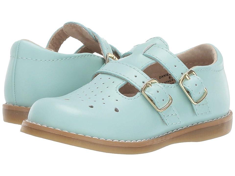 FootMates Danielle 3 (Infant/Toddler/Little Kid) (Mint) Girls Shoes