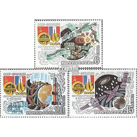 1960 Giorno di Radio Francobolli per i Collezionisti Prophila Collection Unione Sovietica 2343A Completa Edizione