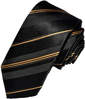 Best black tie with gold Reviews