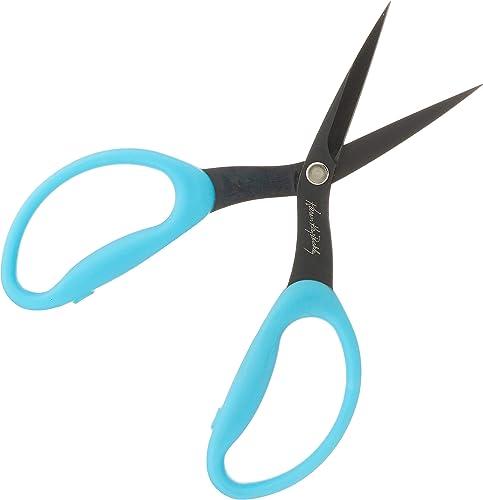 Karen Kay Buckley 6-Inch Perfect Scissors, Blue