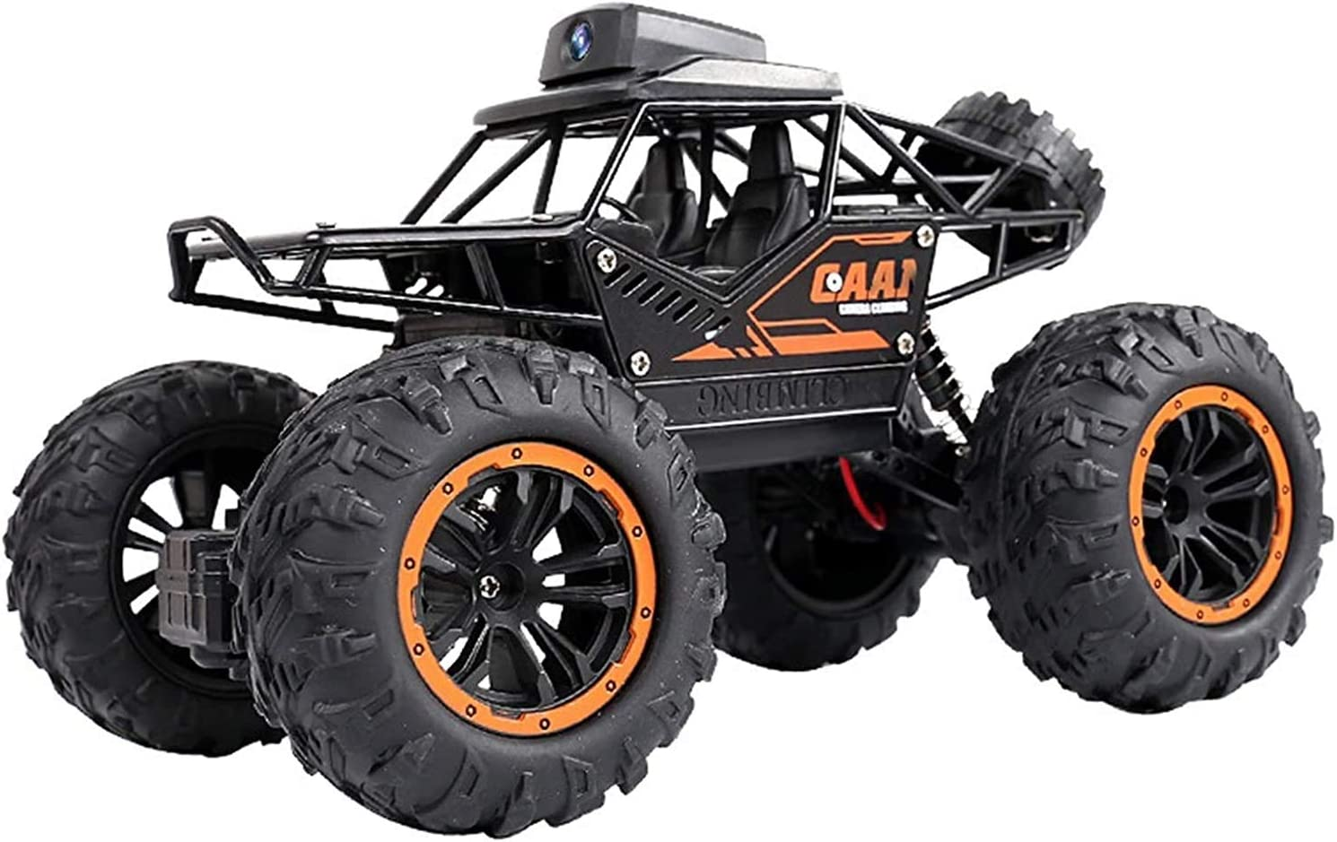 wangch Remote Control Toy WiFi Re Gifts Camera Soldering Off-Road high-Speed car