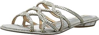 Badgley Mischka Women's Sofie Flat Sandal