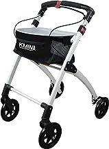 KMINA PRO - Rollator Walker Lightweight, Rollator Walkers for Seniors, Indoor Rollator, Folding Rollator, Rollator with Tr...