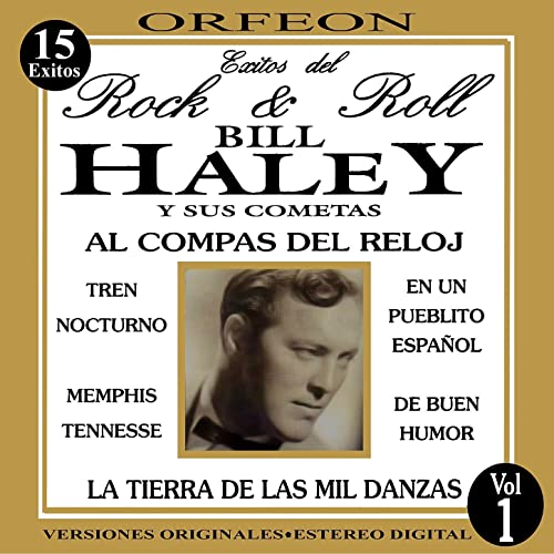 Al Compas del Reloj by Bill Haley y Sus Cometas on Amazon Music ...