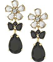 Kate Spade New York - In Full Bloom Cluster Drop Earrings