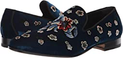 Garden Embroidered Loafer