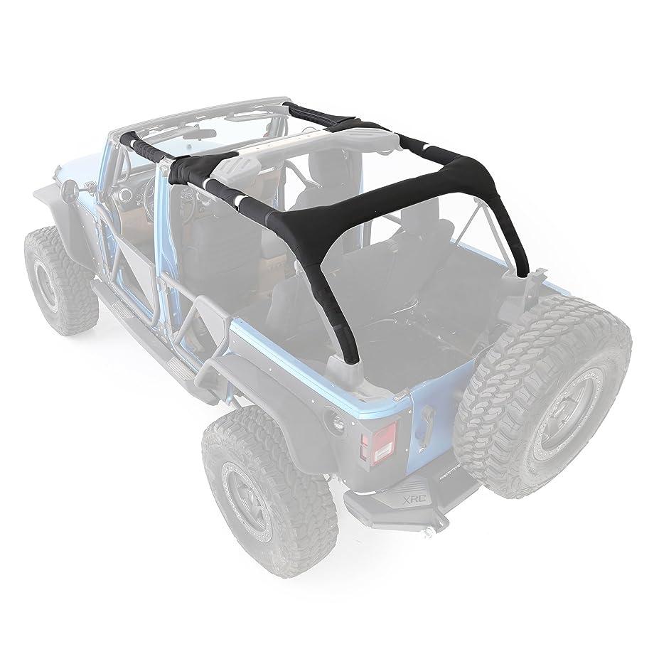 Smittybilt 5666201 MOLLE Sport Bar Cover Kit for 2007-2018 Jeep Wrangler JK 4-Door