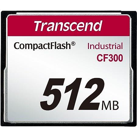 Transcend 512mb Cf Card 300x Udma5 Type I Slc Industrie Elektronik