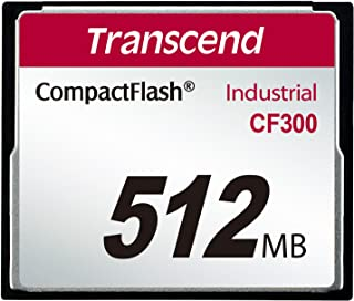 Transcend CF300 512MB CompactFlash SLC 存储卡
