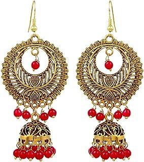 Best extra long tassel earrings india Reviews